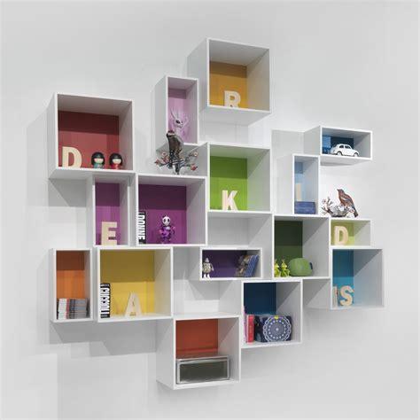 librerie per bambini mensole per camerette