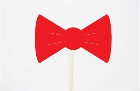 free printable photo booth props ties printable bow tie clipart best