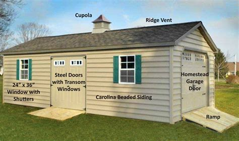 the shed option pa storage shed options md custom buildings