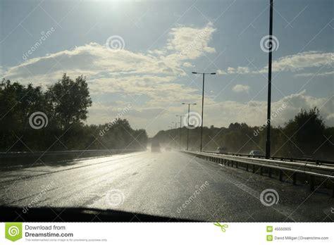 driving in conditions driving in conditions stock photo image 45550905