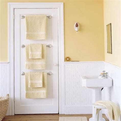 bathroom door towel rack back of the door towel rack for the home pinterest