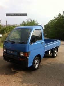 Daihatsu Hijet Motor 1996 Daihatsu Hijet