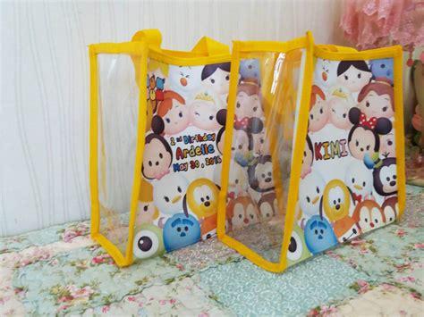 Souvenir Anak Tas Tenteng Pipih Custom jual tenteng custom tas souvenir ulang tahun anak unik murah goodie b souvenir unike