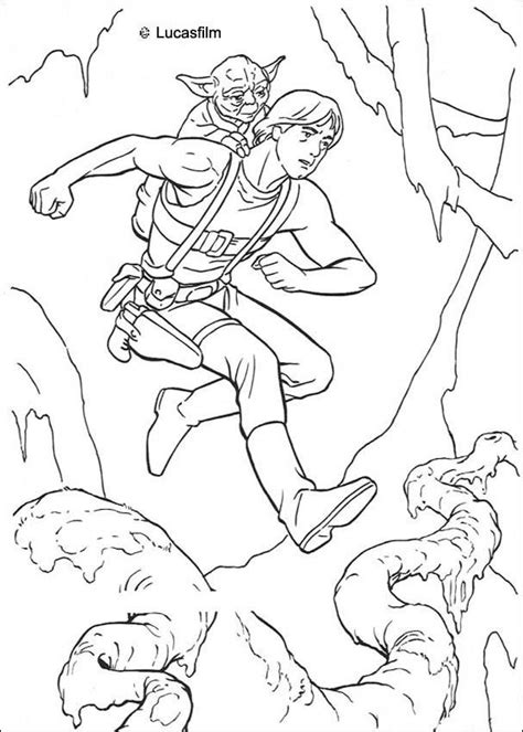 coloring pages wars luke skywalker luke skywalker coloring pages coloring home