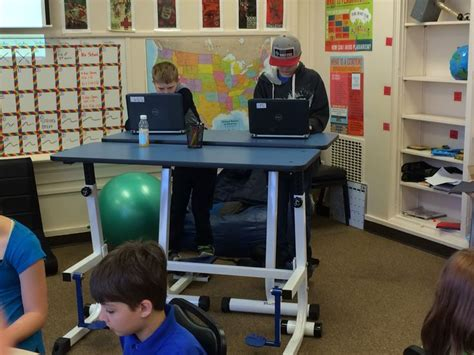 kinesthetic classroom pedal desks 17 best images about classrooms on classroom