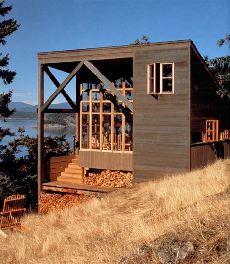 Gorton / Bounds Cabin by The Miller Hull Partnership