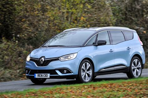 renault grand scenic 2016 renault grand scenic estate 2016 photos parkers