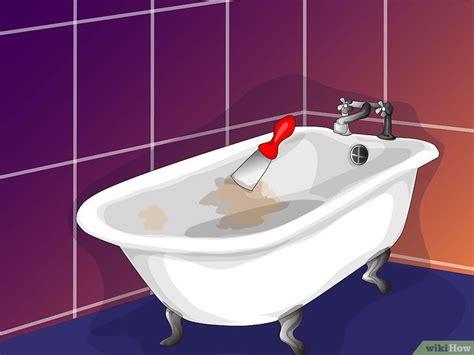 como pintar uma banheira  passos  imagens