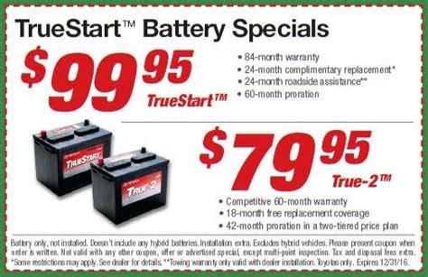 Toyota Truestart Battery Boise Toyota Service Specials Toyota Specials Serving