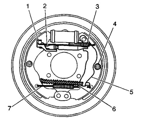 2004 saturn vue brake drum structure installation 2005 saturn vue rear brake diagram wiring library