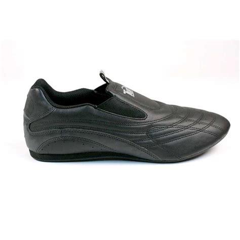 turf martial arts shoes black