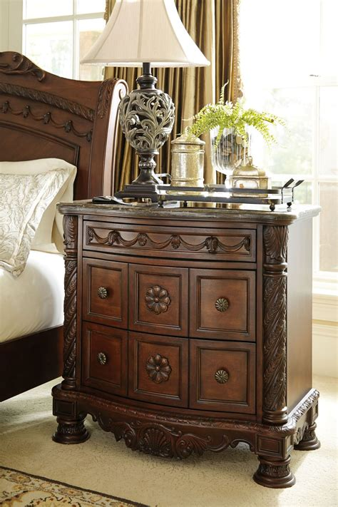 north shore bedroom furniture north shore sleigh bedroom set sale ashley furniture pics