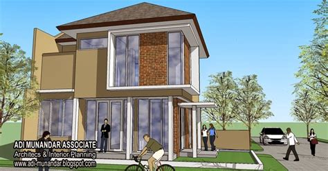 Jual Jasa Bangun Rumah Kaskus desain rumah karya arsitek indonesia contoh u