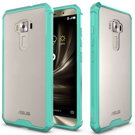Damask Hardcase Cover For Asus Zenfone 5 for asus zenfone 3 5 5 quot ze552kl back hybrid slim phone cover ebay