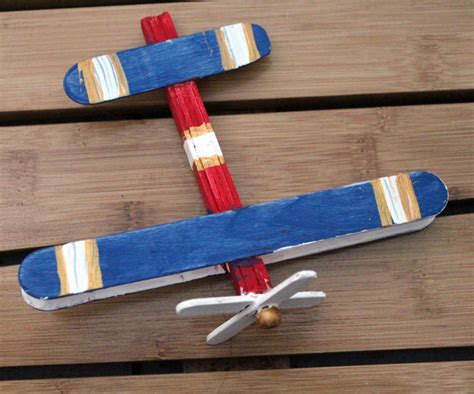 airplane crafts for airplane craft make a wooden airplane