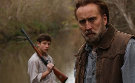 joe watch nicolas cage in an exclusive clip from david the dissolve s most anticipated films at the venice film