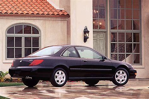 acura cl 2014 1997 99 acura cl consumer guide auto