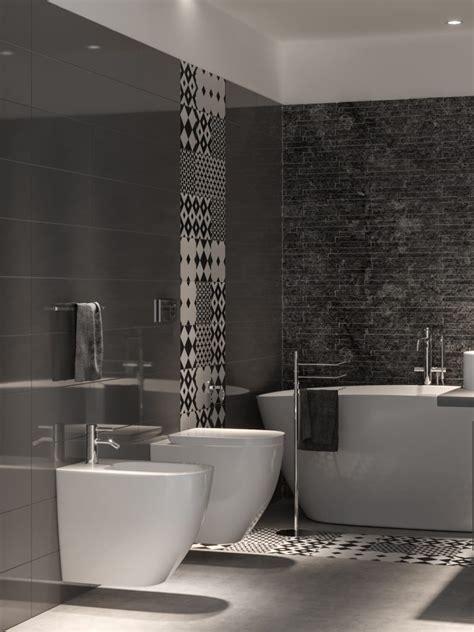 piastrelle bagno grigie rivestimento bagno grigio sfumature di grigio rivestimenti