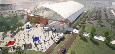 liberty university announces plans to build indoor news notes around flamesnation 4 8 16 a sea of red