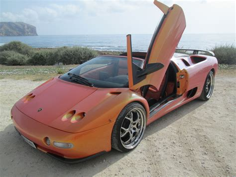 Lamborghini Diablo For Sale Usa Lamborghini Diablo Vt Roadster For Sale In Javea Spain