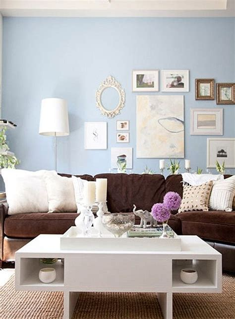 blue living room brown sofa 25 best ideas about brown sofa decor on pinterest brown