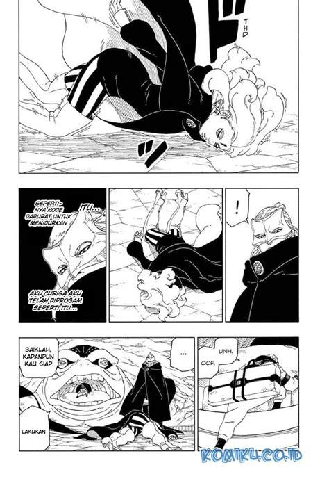 boruto naruto  generations chapter  mangashiro