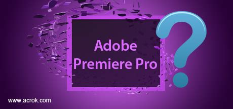 adobe premiere cs6 supported video formats adobe premiere pro cc cs6 cs5 cs4 supported formats video