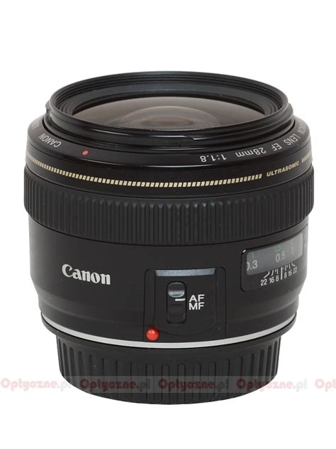 Canon Lensa Ef 28mm F 1 8 Usm canon ef 28 mm f 1 8 usm review pictures and parameters