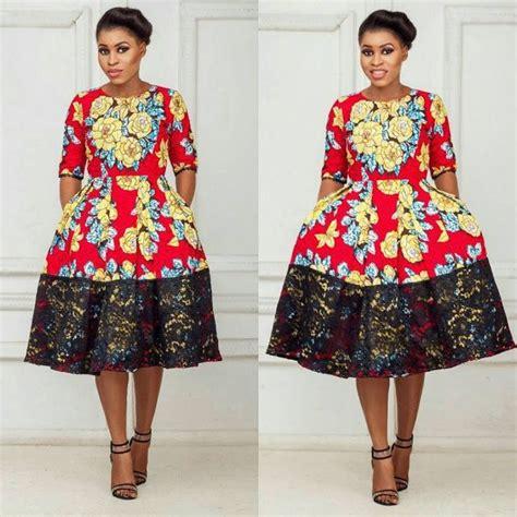 short ankara gowns simple ankara short gown styles for cute ladies dezango