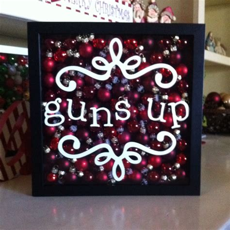 Tech Decor by Tech Quot Guns Up Quot Decor Power