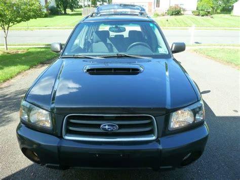 Subaru Forester Xt Manual by Sell Used 2004 Subaru Forester Xt Manual Turbo Java