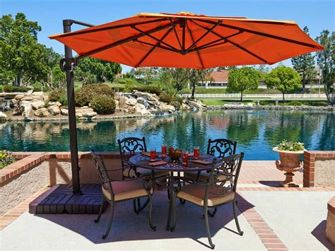 Best Patio Umbrellas The 5 Best Patio Umbrellas 2017