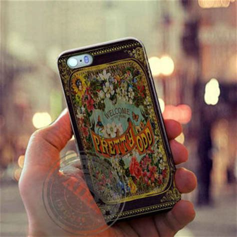 Casing Iphone 7 Panic At The Disco Lyric Cover Custom panic at the disco for iphone 4 4s from airacase things