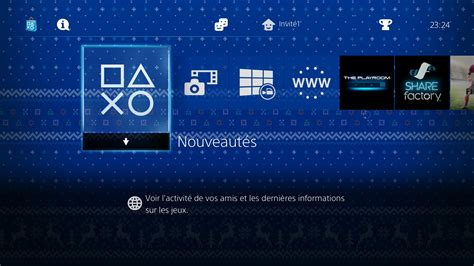 ps4 booty themes christmas 2014 t 233 l 233 charger un th 232 me ps4 personnalis 233