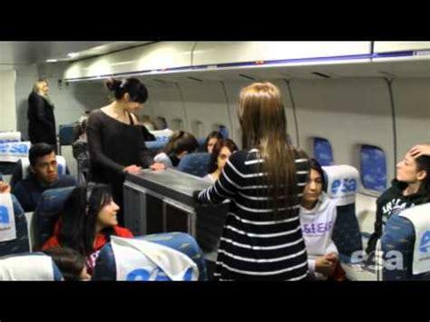 curso tripulante de cabina madrid practicas tcp youtube