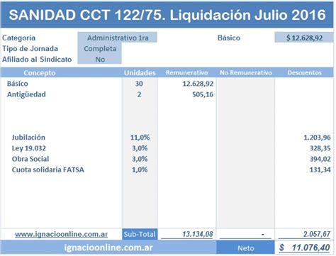 antiguedad liquidacion 2016 venezuela ignacio online sanidad liquidaci 243 n de haberes julio 2016