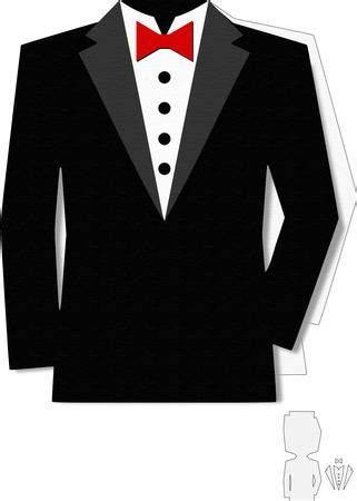 printable card suits best photos of tuxedo jacket printable template card