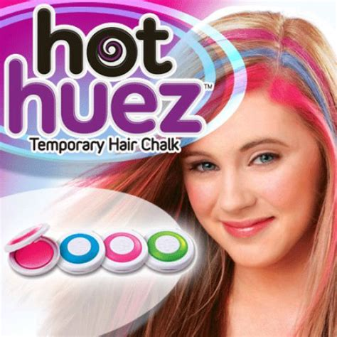 temporary highlights for dark hair that washes out hot huez temporary hair chalk reviews photos makeupalley