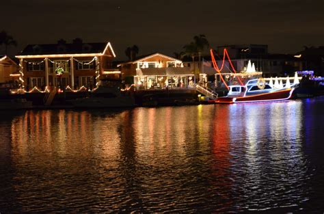 huntington harbor cruise of lights main channel in the harbour yelp