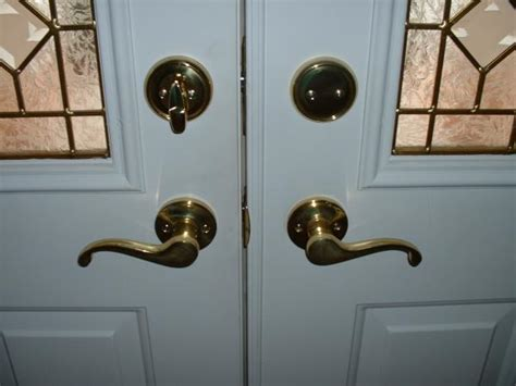 security front door locks front door add lock or security doityourself