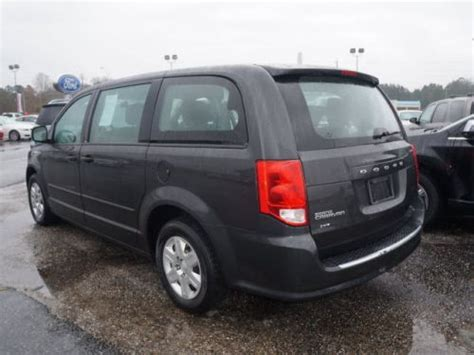 dodge caravan avp sell used 2012 dodge grand caravan se avp in 1701 e 11th