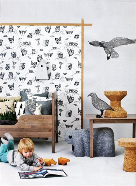 Karpet Gabus Anak serba hitam putih untuk kamar anak