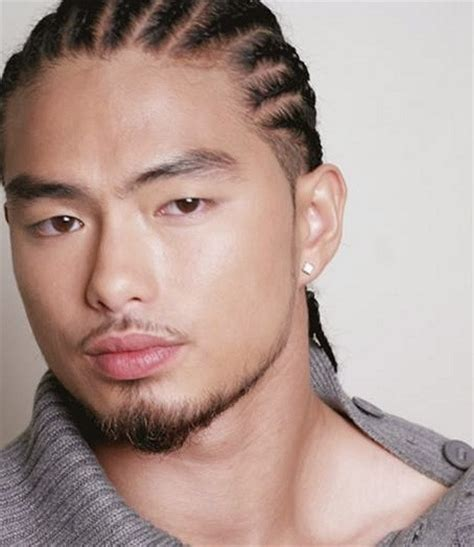 Hair Braids For Filipino Males | nattes coll 233 es homme asiatique