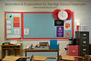 creative classroom decorating ideas for middle school
