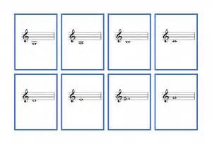 musical staff lines on flash cards template complete set violin flash cards printable denley