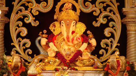 Home Decoration Of Ganesh Festival by Dagdusheth Ganpati Pune Live Darshan 2017 Ganpati Darshan