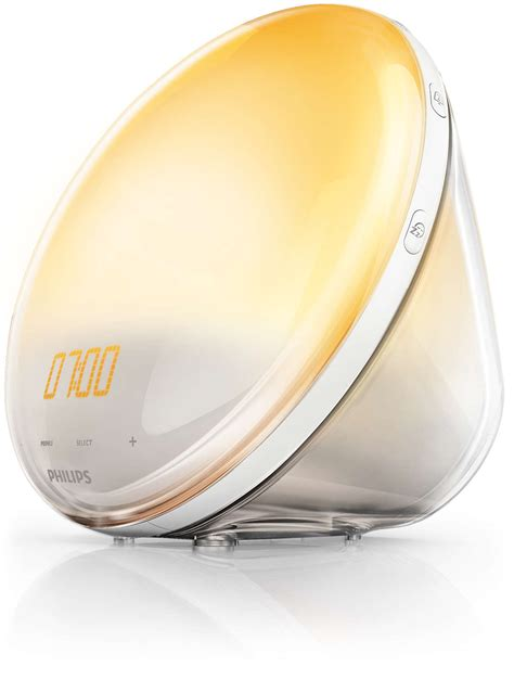Yellow Colour Combination by Wake Up Light Hf3520 60 Philips
