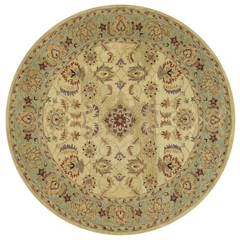 Green And Beige Area Rugs Loloi Maple 2 X3 Tufted Wool Rug Beige And Green Traditional Area Rugs By Loloi Inc