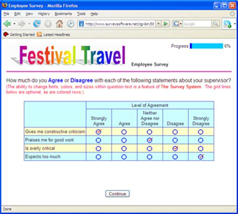 Internet Survey - web packages for internet surveys cati packages for