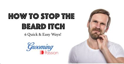 how to stop itching how to stop the beard itch 6 easy ways best electric razor reviews